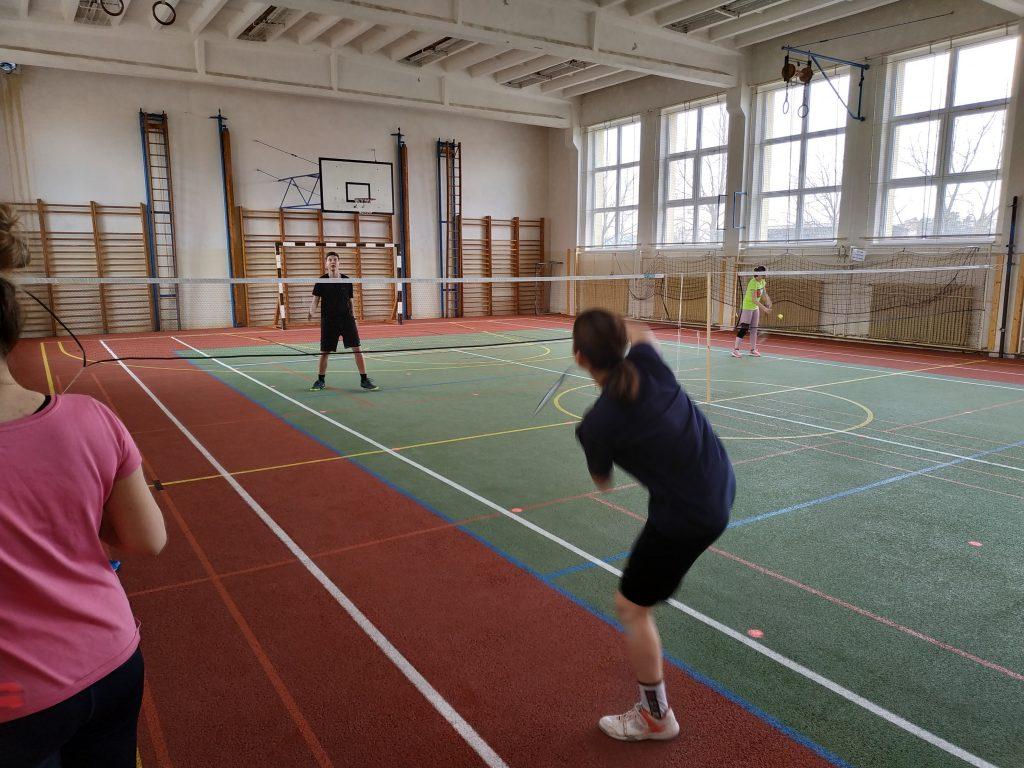 Turnaj va badmintonu 13.4.2019